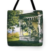 Victorian By The Sea Tote Bag