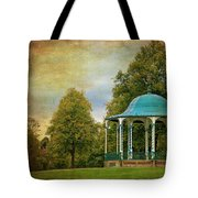 Victorian Entertainment Tote Bag