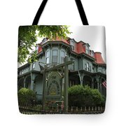 Victorian Guesthouse Tote Bag