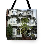 Victorian House Tote Bag