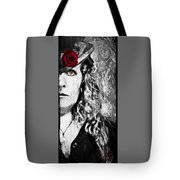 Victorian Lady Vampire Tote Bag