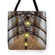 Victorian Lights Tote Bag