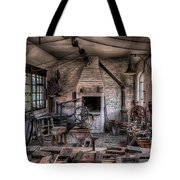 Victorian Locksmith Tote Bag