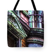 Victorian On Rush V2 Tote Bag
