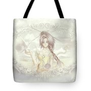 Victorian Princess Altiana Tote Bag