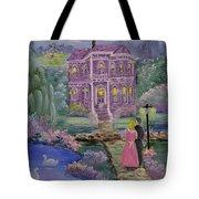Victorian Romance 1 Tote Bag