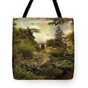 Victorian Spring Tote Bag