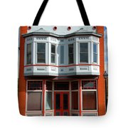 Victorian Style Tote Bag