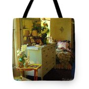 Victorian Sunshine Tote Bag