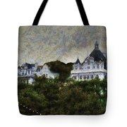 Victoria's Diamond Jubilee Tote Bag