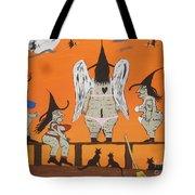 Victoria's Secret Witches Tote Bag