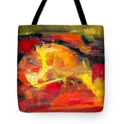 Victory And Rejuvenation Tote Bag
