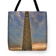 Victory - Bennington Battle Monument Tote Bag