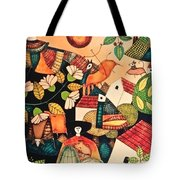 Tote Bag - Jazz by VIDA VIDA 51s4r