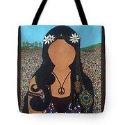 Vidas Pasadas, Woodstock 1969 Tote Bag