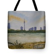 Vienna City Tote Bag