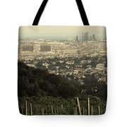 Vienna From The Hills Tote Bag