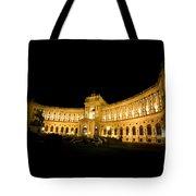 Vienna National Library Tote Bag
