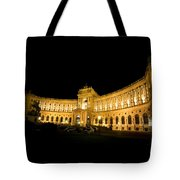 Vienna National Library Tote Bag