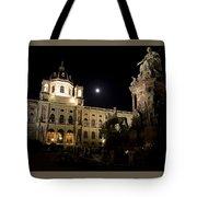Vienna Natural History Museum Tote Bag