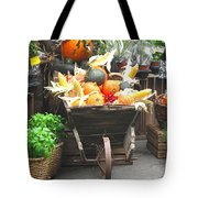Vienna New Market Tote Bag