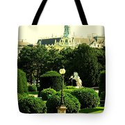 Vienna Park Tote Bag