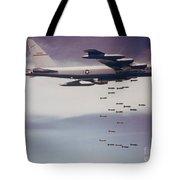 Vietnam War, B-52 Stratofortress Tote Bag