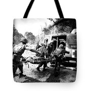 Vietnam War Tote Bag