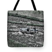 Vietnamese Rice Harvest  Tote Bag