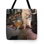 Vietnamese Street Food Tote Bag