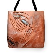 View - Tile Tote Bag