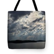 View Across Wappapello Lake II Tote Bag