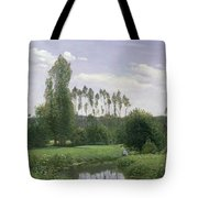 View At Rouelles Tote Bag