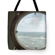 View At Sea II Tote Bag