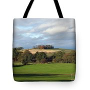 View At The Dalmahoy Tote Bag