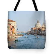 View From Accademia Bridge Tote Bag