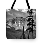 View From Atop Winter Park Mountain 2 Tote Bag