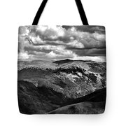 View From Atop Winter Park Mountain 3 Tote Bag