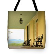 View From Cedar Grove Tote Bag