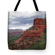 View From Doe Mountain Trail Tote Bag