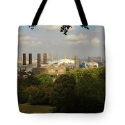 View From Greenwich Park Tote Bag