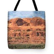 View From Highway 128, Utah Tote Bag