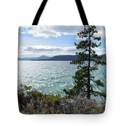 View From Incline Village Tote Bag
