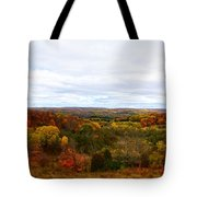 View From Kidder Road Tote Bag