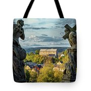 View From Kuks Hospital - Czechia Tote Bag
