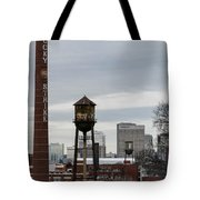 View From Libby Hill Tote Bag
