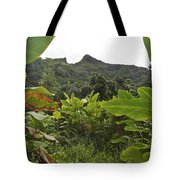 View From Likeke Tote Bag