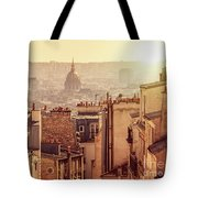 View From Montmartre Tote Bag