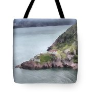 View From Signal Hill Tote Bag