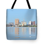 View From The East Tote Bag